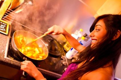 Lamb Curry & Polaw Rice