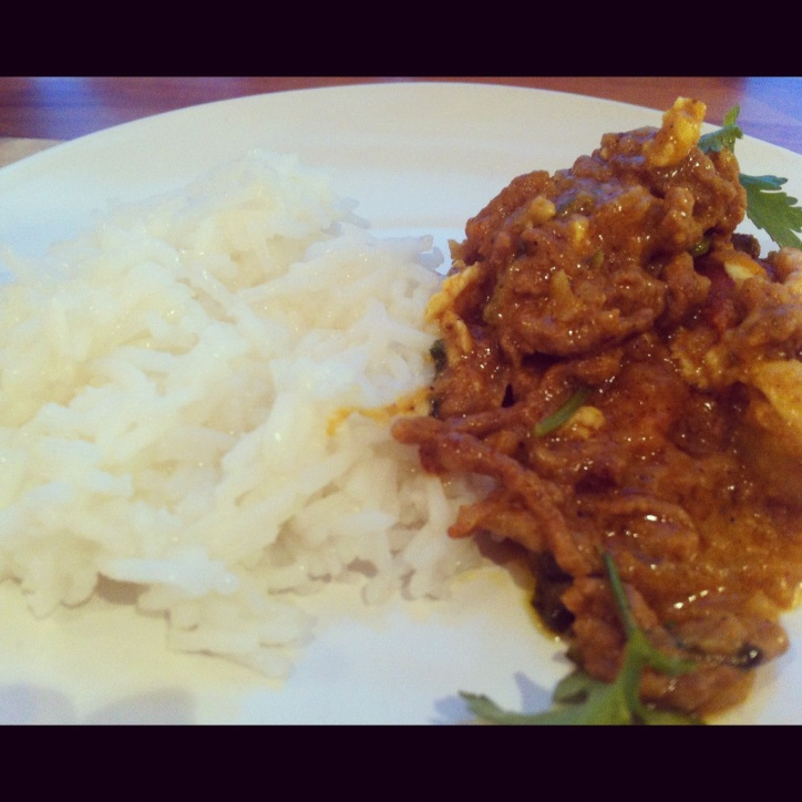 Minced Lamb, Curry, Lamb Curry, Indian Curry, Indian Food, Shrimoyee