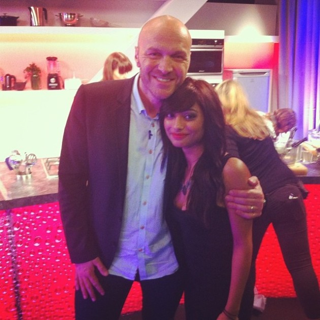 Simon Rimmer, Shrimoyee, BBC Breakfast, Sunday Brunch, Channel 4, Win it Cook it, Food Show