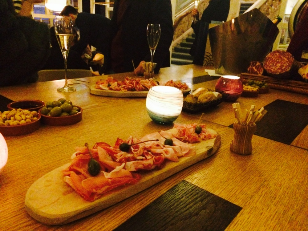 Andaz, Zomato, Hyatt, Shrimoyee, Food Bloggers Meet, London
