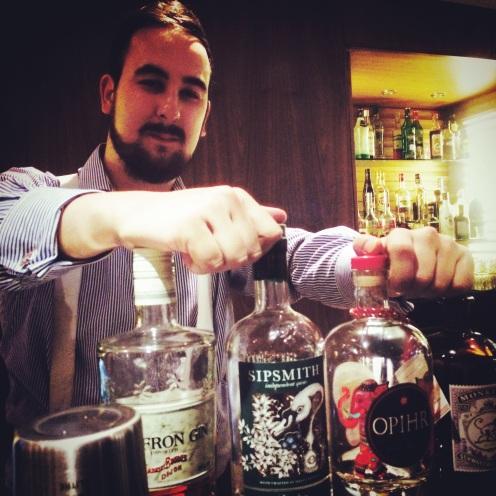 Bar-Genius - Sam