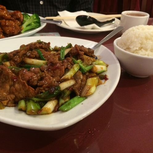 Chinese at China Town