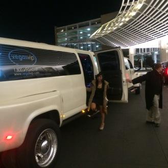 Limo taxi