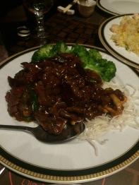 Beef Mongolia