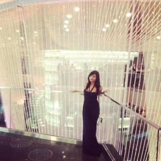 Crystal Room, Vegas