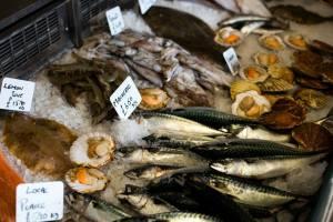 Calcutta Street Sea Food Special