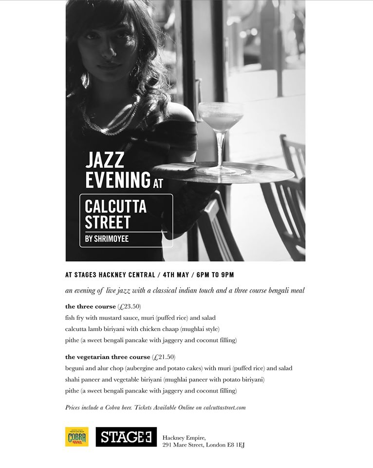 Jazz Evening at Calcutta Street