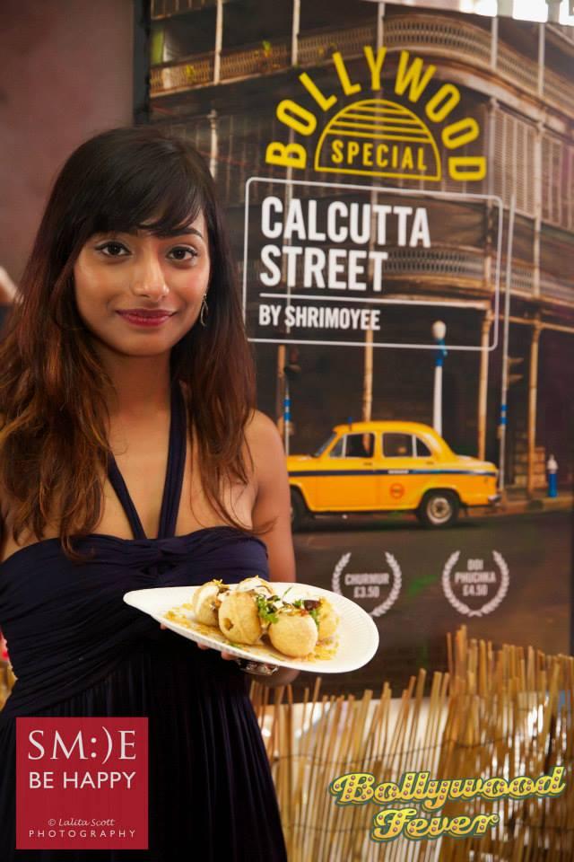 Shrimoyee Chakraborty, Calcutta Street