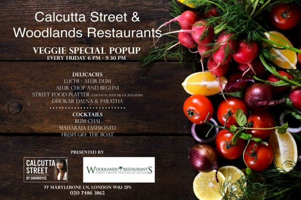 Calcutta Street x Woodlands