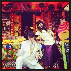 Calcutta Street x Notting Hill Carnival