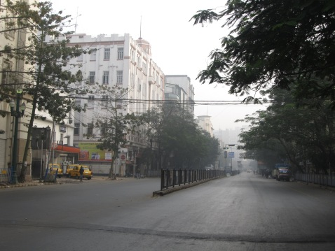Chittaranjan Avenue